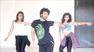 Aa jaane jaa (Bollywood Dance) For Beginners by Devesh Mirchandani