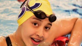 GAURIKA SINGH RIO OLYMPICS 2016 WINS 100M BACKSTROKE HEAT 8 7 2016