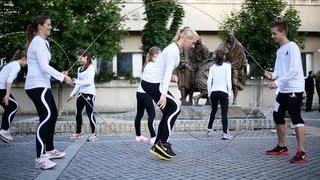 Jump Rope Team - Hungary's Best Rope Skipping Team