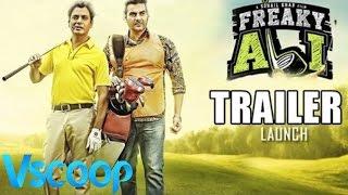 Freaky Ali Official Trailer   Nawazuddin Siddiqui, Amy Jackson, Salman Khan, Arbaaz Khan #VSCOOP