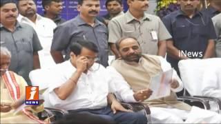 Suresh Prabhu Falgoff to Hyderabad - Gulbarga Intercity Express Train | iNews