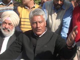 राजनितिक आतंकवाद  के ख़िलाफ़ प्रदर्शन करेगी कांग्रेस - जाखड़