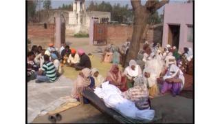 होशियारपुर में अज्ञात व्यक्तियों ने बुज़ुर्ग का किया कत्ल