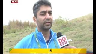 Rio 2016: Abhinav Bindra finishese 4th in his final Olympics