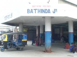 हरसिमरत बादल के क्षेत्र का रेलवे स्टेशन भगवान भरोसे !