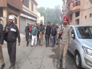 लुधियाना के RSS दफ़्तर में 2 अज्ञात युवकों द्वारा फायरिंग