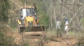 नहर समतल करने वाले किसानों पर वन विभाग करेगा कार्रवाई