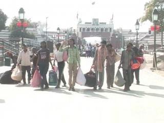 पाकिस्तान ने रिहा किए 87 भारतीय मछुआरें