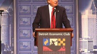 Trump: Clinton's Economy Plan 'More of The Same'