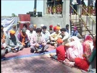 गुरुद्वारा करतारपुर साहिब के लिए सिखों का संघर्ष जारी