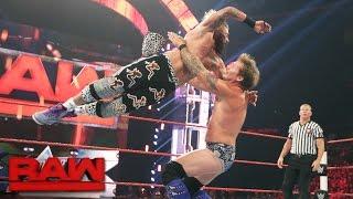 Enzo Amore vs. Chris Jericho: Raw, Aug. 8, 2016