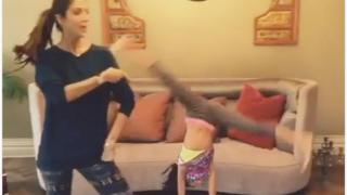 भतीजी के डांस की फैन हुईं शिल्पा शेट्टी, शेयर की वीडियो