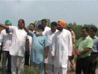 भाजपा नेताओं की शह पर  हुआ होशियारपुर घोटाला - चन्नी