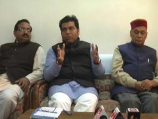 BJP Ke Rashtriye Sachiv Shrikant Sharma Ne Congress Par Kiye Tikhe Prahar