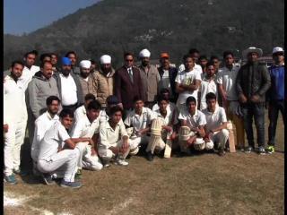 26th Jila Stariye Satguru Pratap Singh Memorial Cricket
