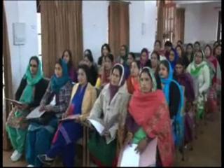 कांगड़ा के 55 जिला परिषद सदस्यों ने खाई सौगंध