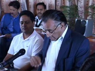 धर्मशाला में भारत-पाक मैच करवाने पर बाली ने बीसीसीआई को दी सलाह