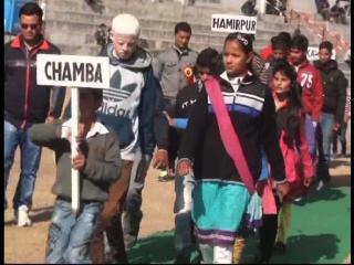Vishesh Players Ka State-Level Sports Competition Shuru