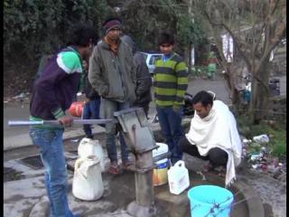 अश्वनी खड्ड पेय जल योजना बंद होने से पानी की किल्लत, ग्रामीण परेशान