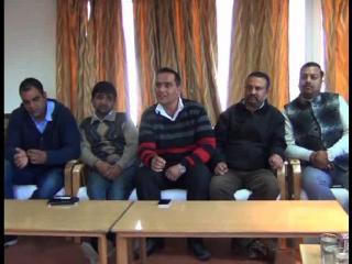 भाजपा, आरएसएस व विहिप देश में पैदा कर रहे डर का माहौल: कांग्रेस
