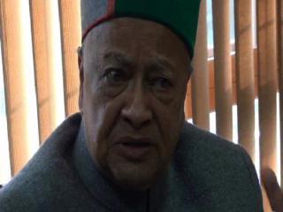 धर्मशाला में होने वाले भारत-पाक मैच पर सीएम वीरभद्र का बड़ा बयान