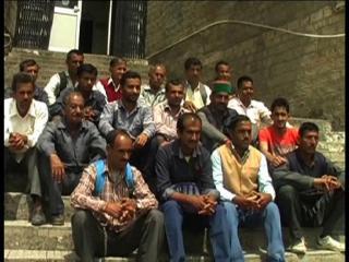 टावर सुरक्षा गार्डों ने बीएसएनएल प्रबंधन के खिलाफ खोला मोर्चा