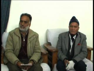 'आप' के प्रदेश संयोजक राजन सुशांत ने बोला कांग्रेस और भाजपा पर हमला