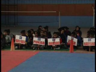 10वीं राष्ट्रीय स्पोर्टस ऐरोबिक्स फिटनैस चैंपियनशिप का हुआ आगाज़