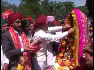 सुंदरनगर में शुरू हुआ राज्य स्तरीय देवता मेला