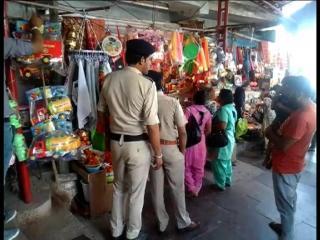 माँ नैना देवी मंदिर में नारियल और कड़ाह प्रसाद चढ़ाने पर लगा प्रतिबंध