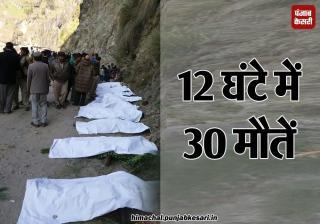 12 घंटे के भीतर बिछ गई 30 लाशें, जानिए क्या हुआ ?