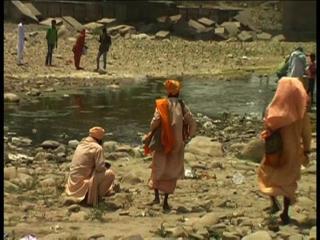 खतरे में पवित्र मारकण्डा नदी का अस्तित्व