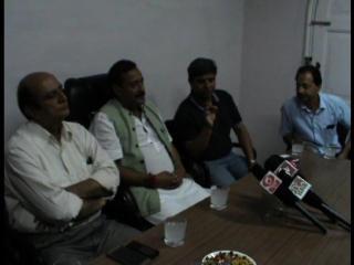 अजय महाजन ने मोदी सरकार को घेरा, कहा पूरे नहीं हुए वादे