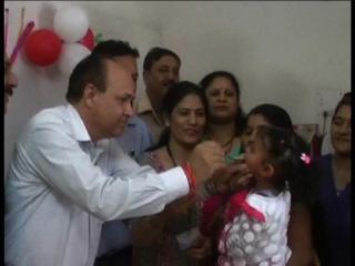 सिरमौर जिला के 2 लाख बच्चों ने पी यह दवा, जानिए क्यों ?
