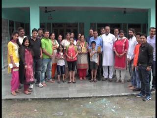 मंडी महोत्सव में संस्कृति के साथ स्वच्छता की झलक