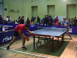 शिमला में नॉर्थ जोन टेबल टेनिस प्रतियोगिता
