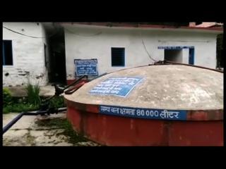 ग्रामीणों ने आईपीएच विभाग को दिया अल्टीमेटम