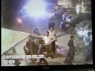 दिल्ली : 20 से 25 लड़कों ने की दर्जनों गाड़ियों में तोड़फोड़