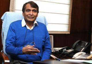 We have also setup a helpline-Suresh Prabhu,Railway Minister #ChennaiFloods