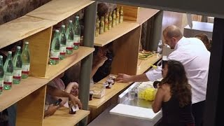 Rio 2016: Top chef gives Brazil's poor a taste of the high life