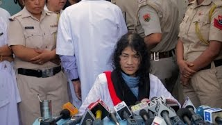 India's 'Iron Lady' ends hunger strike to enter politics