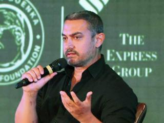 Wife fears for child amid 'alarming' intolerance Aamir Khan