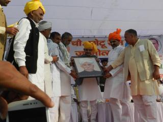 Rajneta Raj ke liye mithi-mithi baten karte hain- Birendra singh