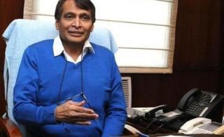 रेल नीर की एक लाख बोतलें तमिलनाडु भेजी गई: सुरेश प्रभु