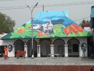 नरेला रेलवे स्टेशन की बदली तस्वीर