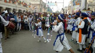 Delhi Me Guru Nanak Dev Ji Ke Parkash Parav Ki Dhoom (Delhi)