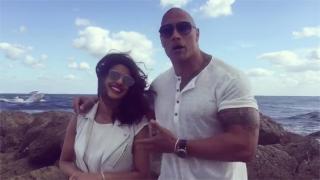 Watch Video : प्रियंका चोपड़ा ने 'The Rock' के साथ शुरू की पहली हॉलीवुड फिल्म की शूटिंग