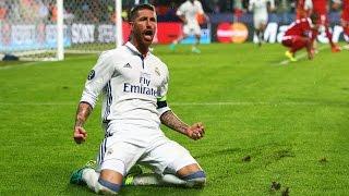 Real Madrid vs Sevilla 2016 3-2 RESUMEN GOLES - SUPER CUP HD