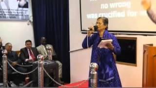 Sister  Lorna Chand in Delhi