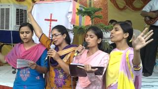 End time message church machhiwara Punjab